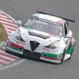 2019 JAF GRAND PRIX & JVCKENWOOOD RACE OF JAPAN  WTCR 31 ケビン・チェッコン アルファロメオ・ジュリエッタTCR