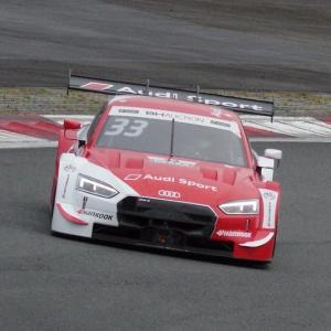 SUPER GT X DTM 特別交流戦 DTM33 レネ・ラスト Audi Sport RS 5 DTM