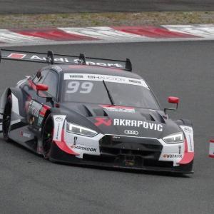 2019 SUPER GT X DTM 特別交流戦 DTM99  マイク・ロッケンフェラー Audi RS 5 DTM