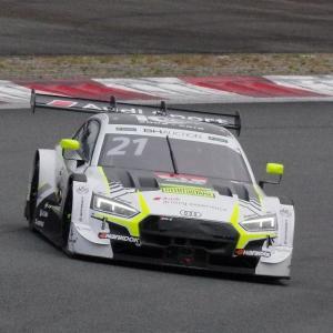2019 SUPER GT X DTM 特別交流戦 DTM 21 ブノワ・トレルイエ Audi