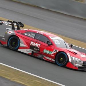 2019 SUPER GT X DTM 特別交流戦 DTM 28 ロイック・デュバル  アウディ
