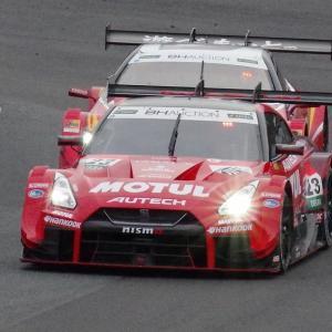 2019 SUPER GT X DTM 特別交流戦  SUPER GT 23 ロニー・クインタレッリ GT-R