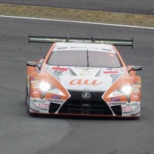 2019 SUPER GT X DTM 特別交流戦 SUPER GT 36 関口雄飛 au TOM`S