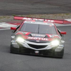 2019 SUPER GT X DTM 特別交流戦  SUPER GT 16  武藤英紀 MOTUL MUGEN NSX-GT