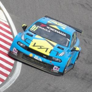 2019 JAF GRAND PRIX & JVCKENWOOD RACE OF JAPAN  WTCR 111 アンディ・プリオール Lynk&Co