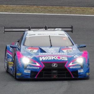 2019 SUPER GT X DTM 特別交流戦 SUPER GT 6 WOKO`S 4CR LC500
