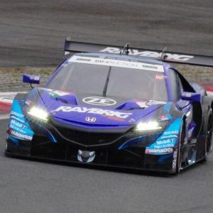 2019 SUPER GT & DTM 特別交流戦 SUPER GT 1 山本尚貴 RAYBRIG NSX GT