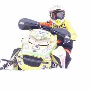 2020全日本スノーモビル選手権第2戦士別大会 SX-PROクラス 1  佐々木雅規選手 Ski-doo
