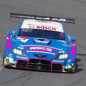 2020 SUPER GT Rd7 MOTEGI GT 300km RACE  No14 WAKO`S 4CR Supra
