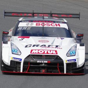 2020 SUPER GT Rd7 MOTEGI GT 300km RACE  No3 CRAFT SPORT MOTUL GT-R