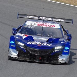 2020 SUPER GT Rd7 MOTEGI GT 300km RACE  No17 KEIHIN NSX-GT