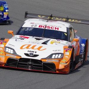 2020 SUPER GT Rd7 MOTEGI GT 300km RACE  GT500 No36 au TOM`S GR Supra