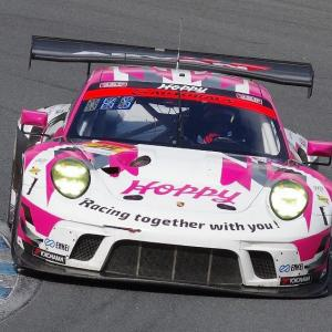 2020 SUPER GT Rd7 MOTEGI GT 300km RACE  GT300 No25 HOPPY Porsche