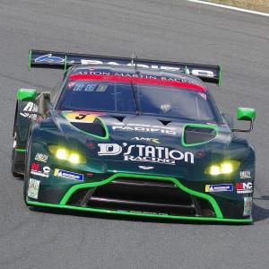 2020 SUPER GT Rd7 MOTEGI GT 300km RACE  GT300 PACIFIC NAC D`station Vantage GT3