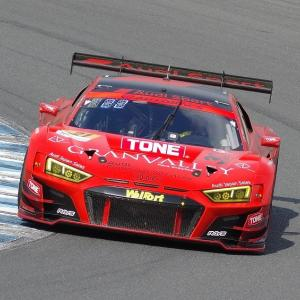 2020 SUPER GT Rd7 MOTEGI GT 300km RACE  GT300 No21 Hitotsuyama Audi R8 LMS