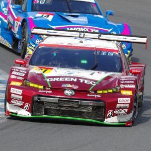 2020 SUPER GT Rd7 MOTEGI GT 300km RACE  GT300 No31 TOYOTA GR SPORT PRIUS PHV apr GT