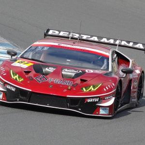 2020 SUPER GT Rd7 MOTEGI GT 300km RACE GT300 No87 T-DASH ランボルギーニ GT3
