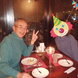 還暦から早3年。63歳になったTAROパパ…。