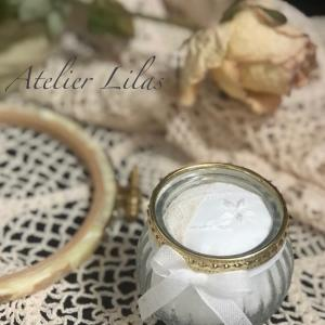 atelier le coconでの刺繍体験レッスン