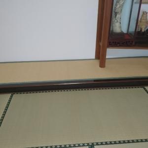 床の間の中の柱