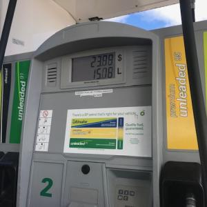 オーストラリアのガソリンの種類について