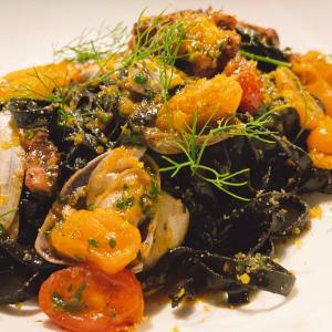 ゴールドコースト、ブロードビーチのイタリアンレストラン「Orzo」