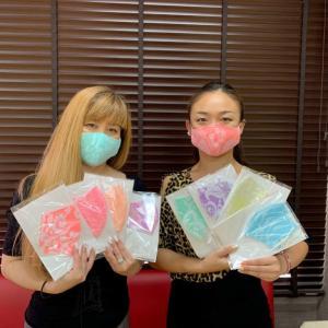 ファッションマスク♪