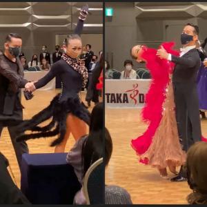 B級&C級ダンス競技会♪