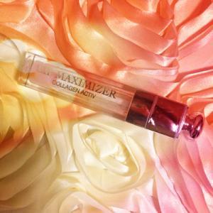 Lip♡Dior Addict♡LIP MAXIMIZER&Lip stick 561