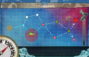 グアノ環礁沖海域「K作戦」がクリアできない!