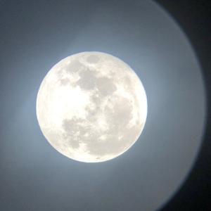 【うお座の満月】に清々しい区切りをつけて。