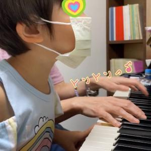 レッスン動画~4歳さん「だいくさんがくぎをうってる」