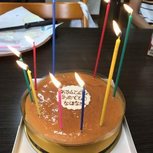 娘プロデュースの誕生日会