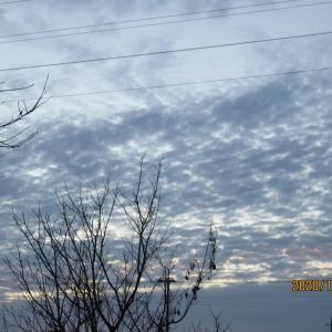 雲の観察…☁☁デンジャラス?