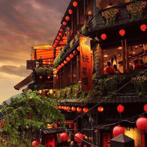 台湾旅行と千と千尋の神隠し