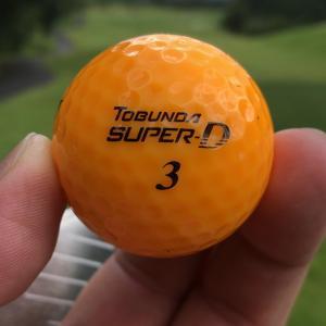 ゴルフ5の非公認球