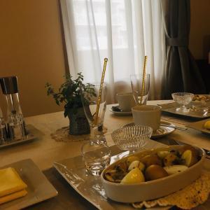 収穫祭  〜ジャガイモ&オニオンのカフェ風テーブルコーディネート〜