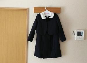 卒園式&入学式の洋服準備