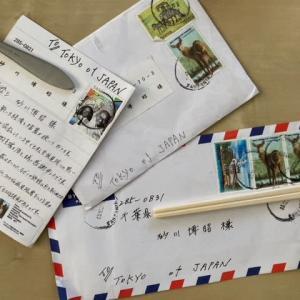 桑波田さんからの手紙届く、そしてまた強盗に遭う!