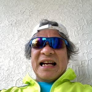 お昼のジョギング〜風が爽やか