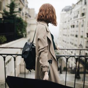 古いコートをリフォームして着てみた率直な感想。