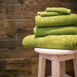 バスタオルやハンドタオルを捨てて、ストレス軽減:捨ててよかったもの(その4)
