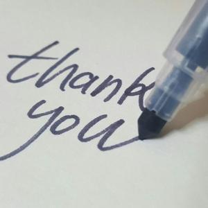 リマインダーとしての感謝ノートのすすめ~感謝できるようになる方法(その1)