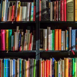 本棚ひとつ分の野望ガラクタを捨てて、部屋の浄化がすすむ。