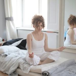 物を減らすことがもたらす効果。ストレスが減って、リラックスも集中もできます。