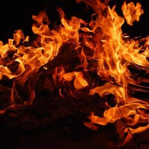 自宅が火事になり、たくさんの物が燃えてしまって思うこと。