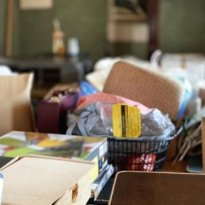 実家の片付け方と、本や雑誌を買いすぎる問題について~質問の回答。