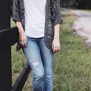 ファッションに対する考え方を変えて手持ちの服をダウンサイズする方法。