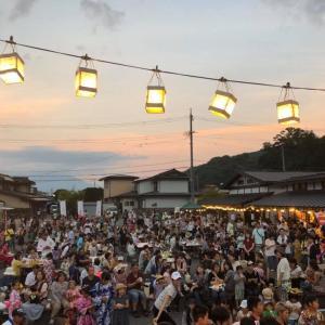 いよいよ明日は「社乃風 夏の夜祭り」!