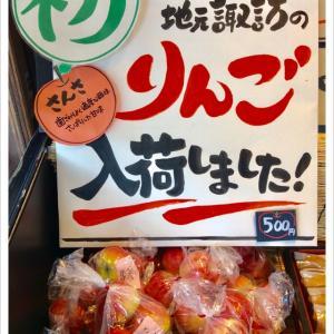 お待たせ!「信州りんご」の販売開始しました♪
